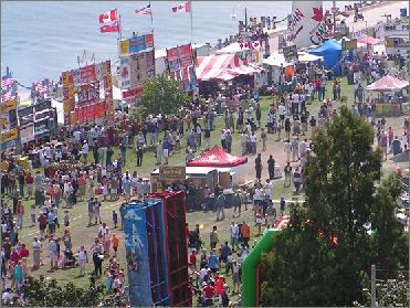 Ribfest 2009 - Burlington